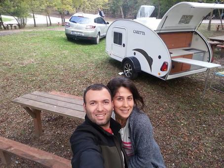 Mini Caravanas: la importancia y beneficios de viajar en pareja