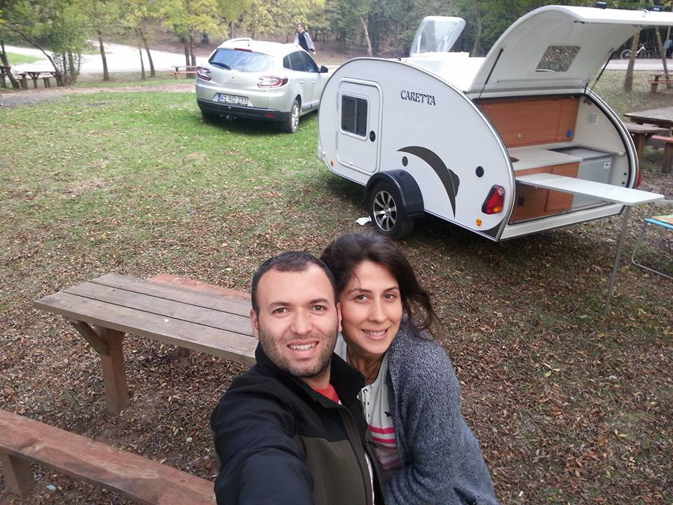 Viajar en pareja Mini Caravanas España