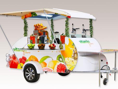 Caretta Shop: perfecta como mini food truck u otros negocios