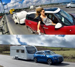 mini caravana vs caravana tradicional