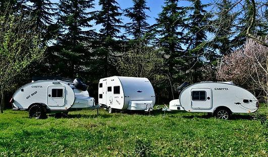 Guía camper minicaravanas caretta