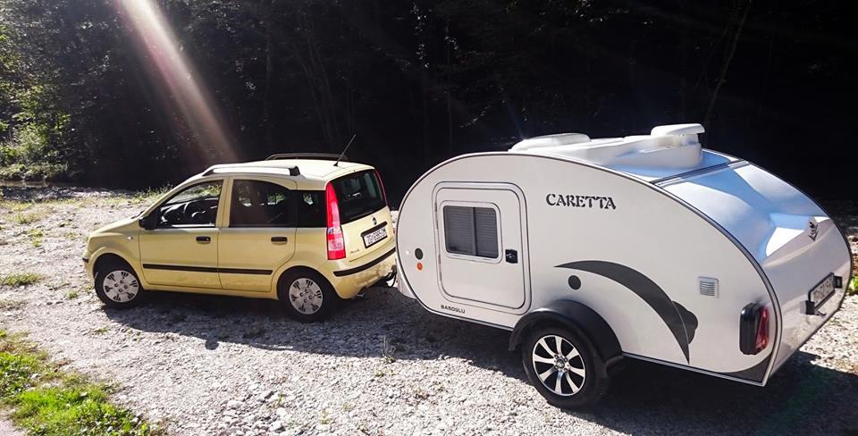 Caretta 1500 Mini Caravanas España