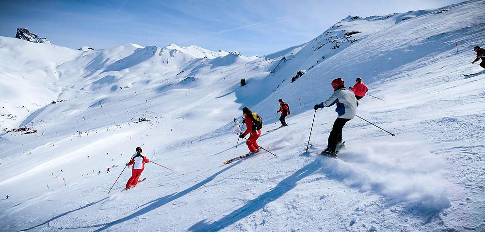 Esquí Alpino Mini Caravanas Caretta España