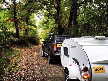 Mini Caravanas: Las ventajas de la montaña en verano