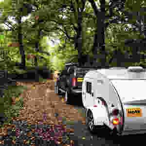 Salir con tu mini caravana