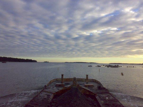 Sjötransport Stockholm