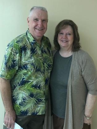 Robert & Mary Martin - Pacific Islands
