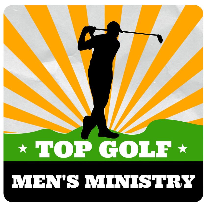 Men's Ministry:  Top Golf