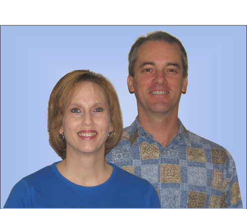 Stacy & Kathy Ferguson - Pacific Islands