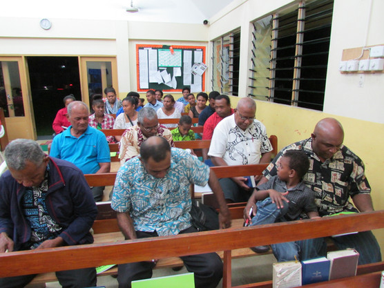 Pacific Island Bible College