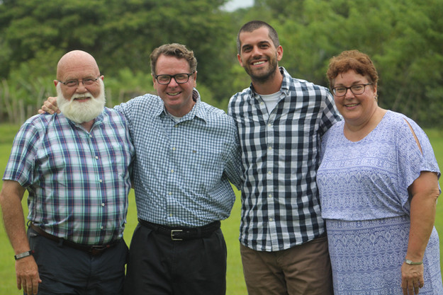 Directors of Manna Global Missions