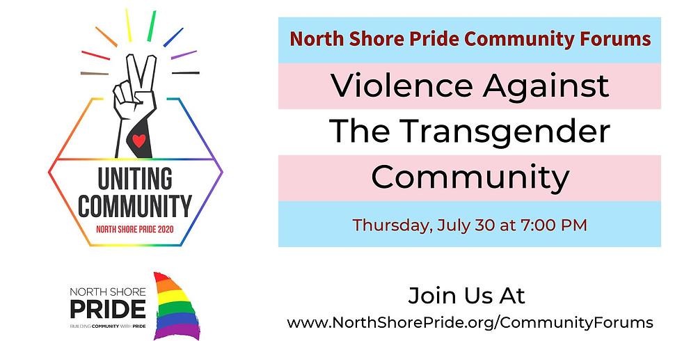 Violence Against the Transgender Community: A Forum