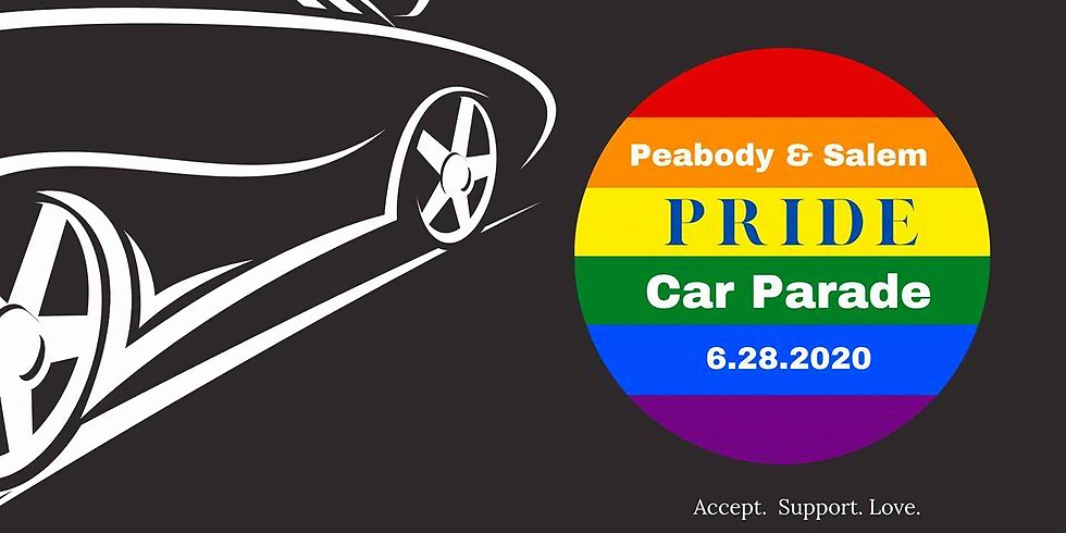 Pride Car Parade: NAGLY's Rolling Rally