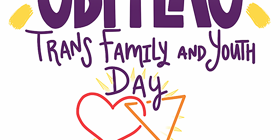 Workshops for Trans Family & Youth Day