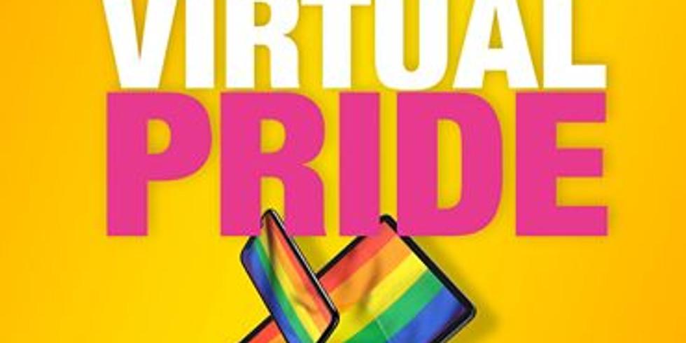 Virtual UK Pride (Live Streaming)