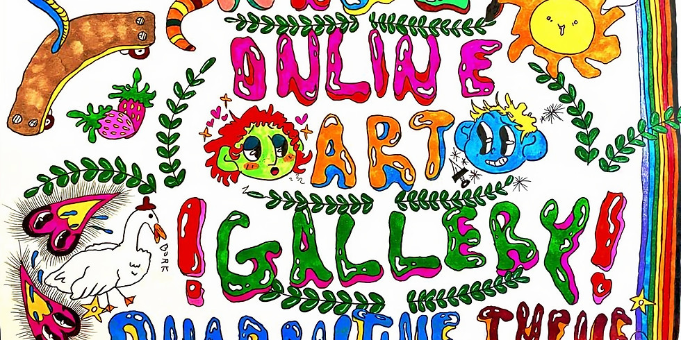Online Youth Art Gallery Official Opening (Virtual)