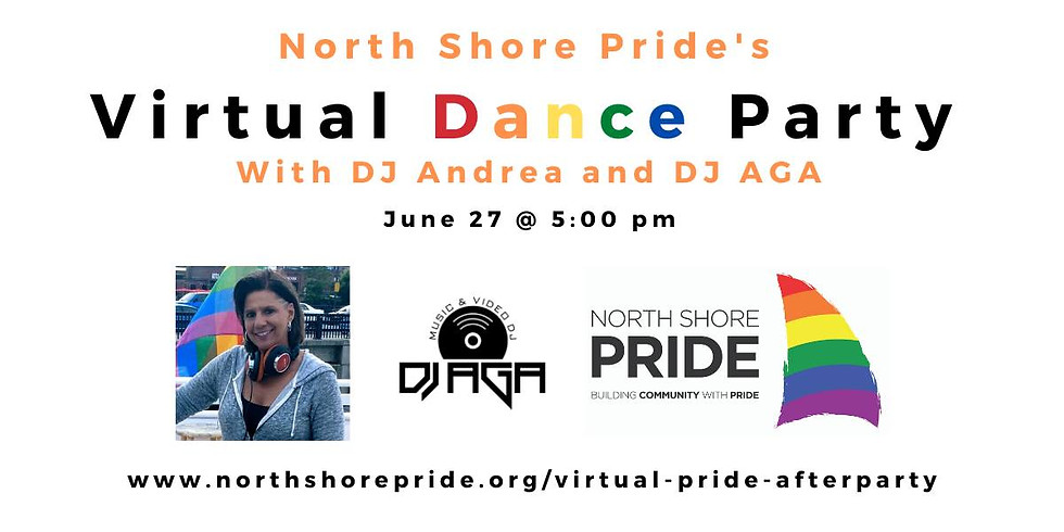 North Shore Pride Virtual Dance Party