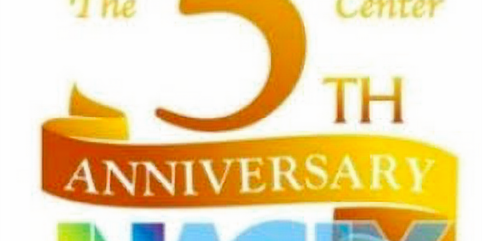 Gala Evening Soiree to Celebrate Five Years in the NAGLY Center