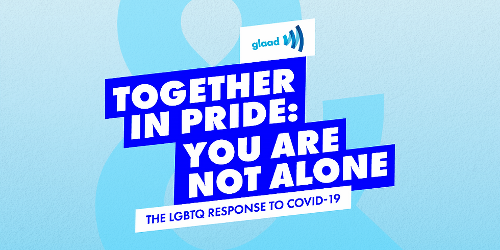 Together in Pride: You Are Not Alone