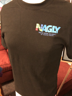 NAGLY T- Shirt Embroidered