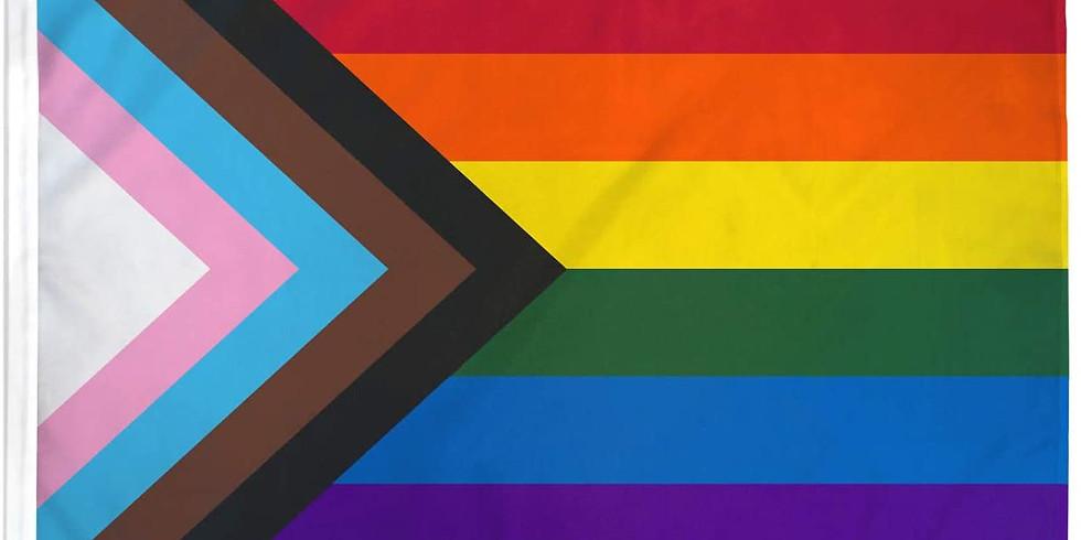 Revere Pride Flag Raising