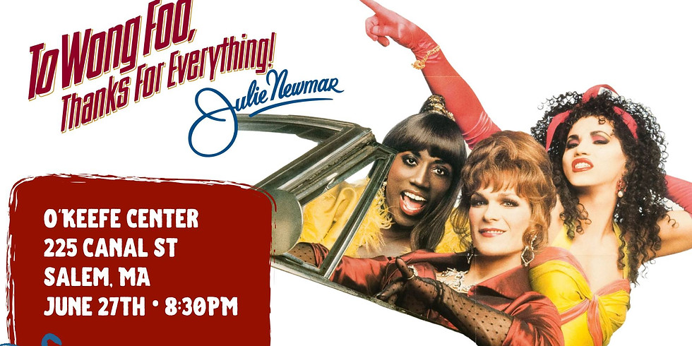"""Drive-In Movie: """"To Wong Foo, Thanks for Everything! Julie Newmar"""""""