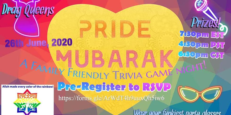 Pride Mubarak