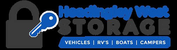 Headingley West Storage Logo