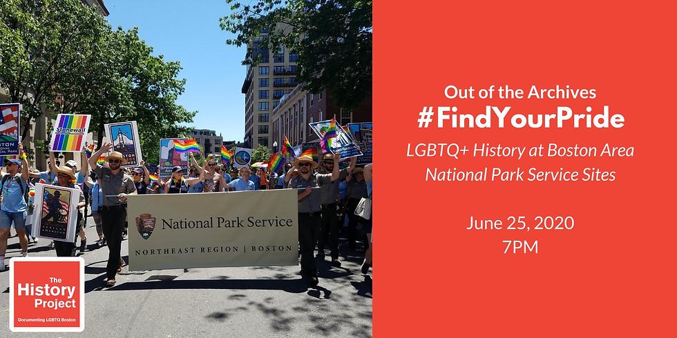 LGBTQ History at Boston National National Park Service Sites