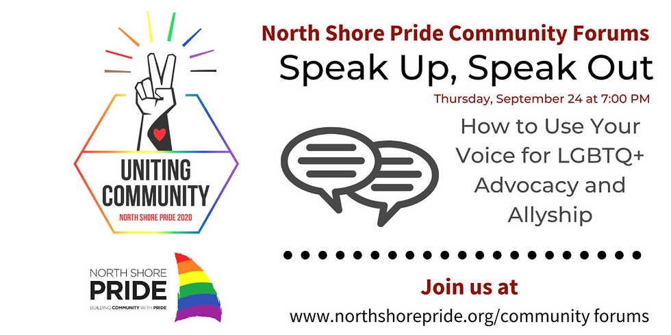 How To Use Your Voice for LGBTQ+ Advocacy and Allyship