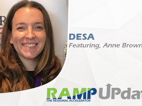RAMP UPdate: DESA