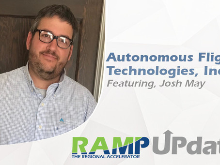 RAMP UPdate: Autonomous Flight Technologies, Inc.