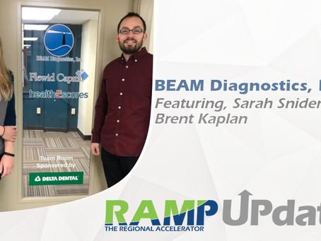 RAMP UPdate: BEAM Diagnostics, Inc.