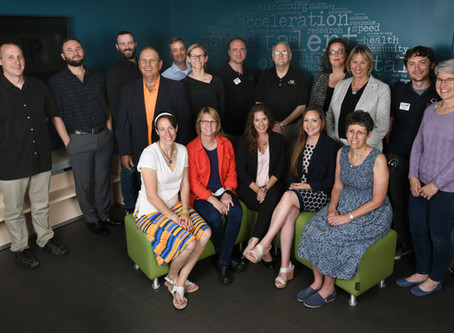 RAMP Welcomes a Diverse Mix of Startups to 3rd Cohort