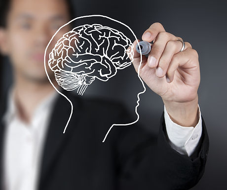 Businessman drawing a brain.jpg