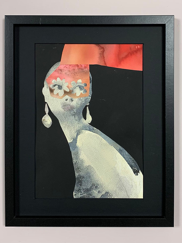 Moon Lady SOLD