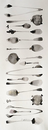 Silver Things for Afternoon Tea