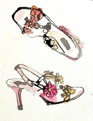 1990s Prada Sandals