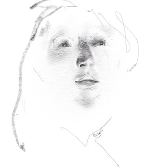 Egon Schiele inspired session Ipad