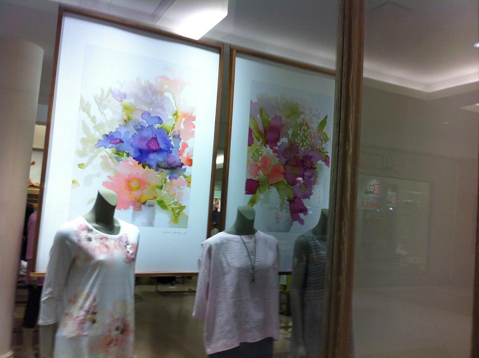 J.Jill shop window