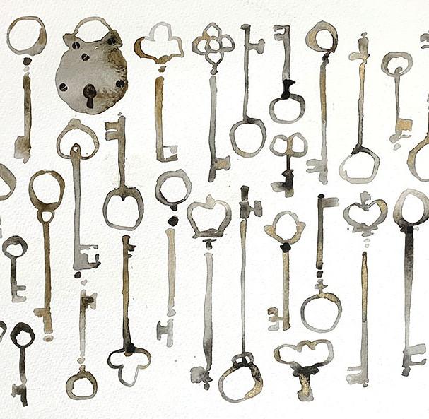 Which Key?  £300