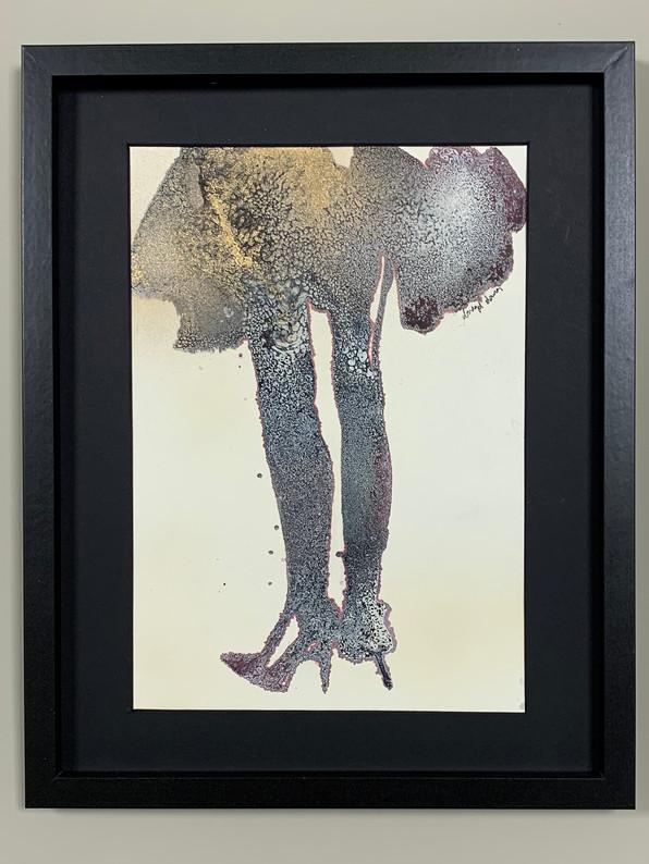 Spray Paint Heels £155 - £170
