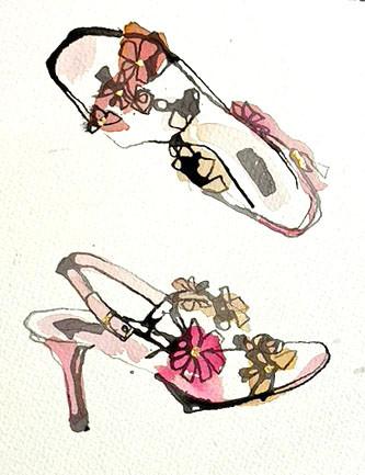 1990s Prada Sandals  £160
