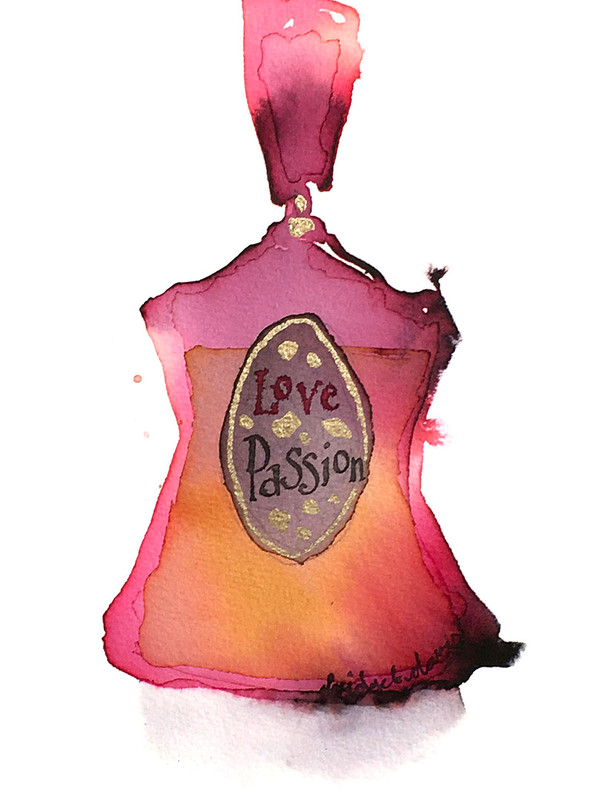 Love and Passion Perfume 2  £120