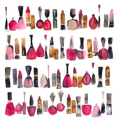 The Make-up Box