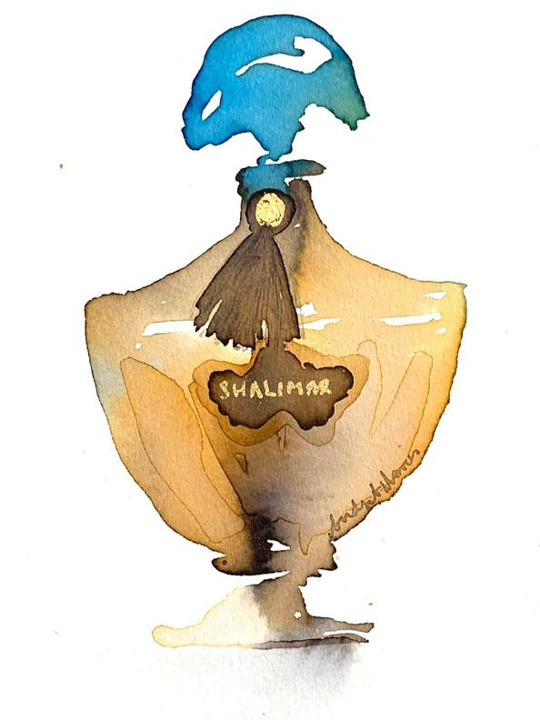 Vintage Shalimar  SOLD