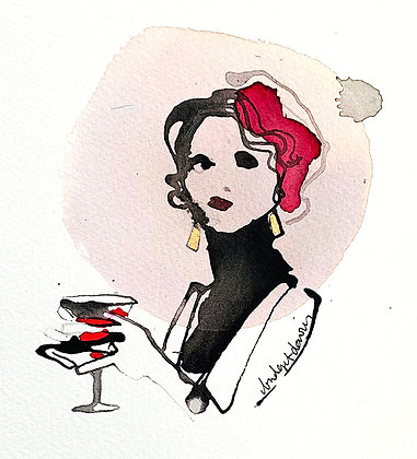 Cocktails at 8!