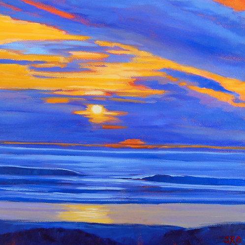 Morro Sunset