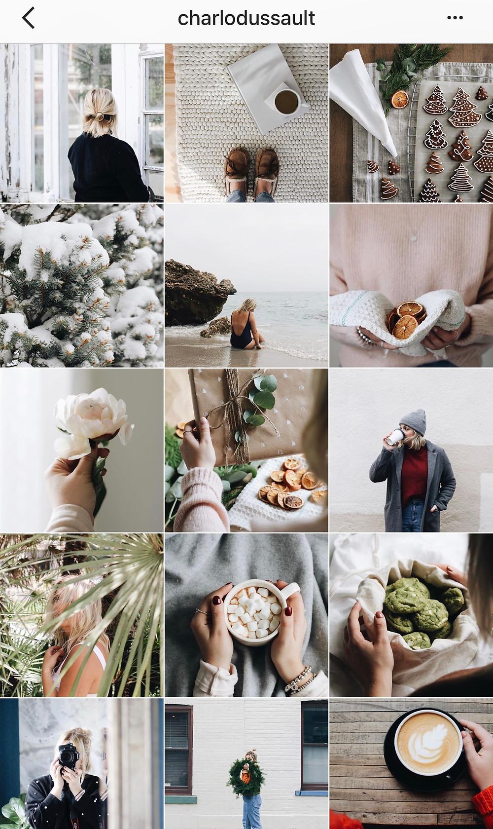 Charlodusseault sur Instagram