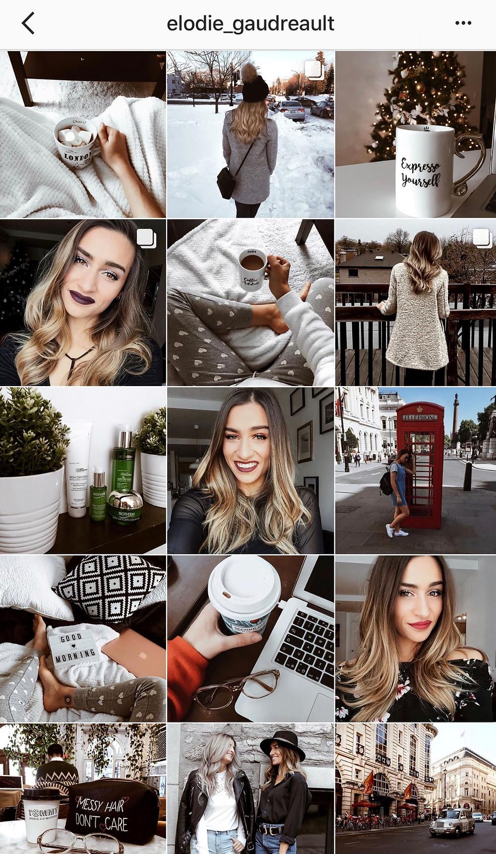 elodie_gaudreault sur Instagram